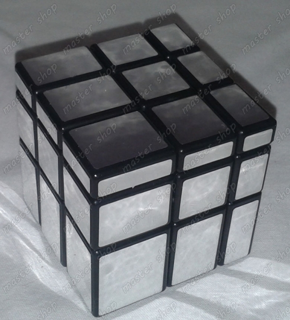 Original mirror cube directly from its inventor from the for Mirror rubik s cube
